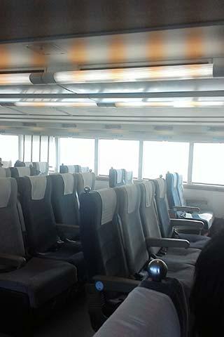 神戸-関空ベイ・シャトルでのCOMIN'KOBEへの行き方11