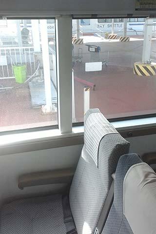 神戸-関空ベイ・シャトルでのCOMIN'KOBEへの行き方14